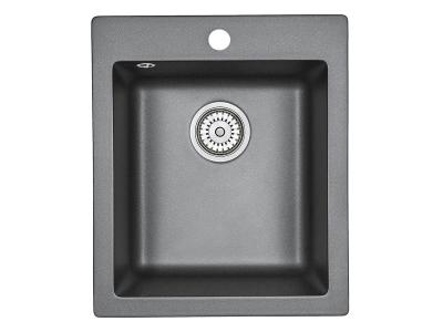 Кухонная мойка Granula 4201 Шварц