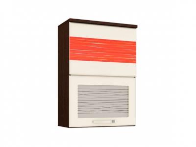Шкаф-витрина плавное закрывание 09.80.1 Оранж 600х320х830
