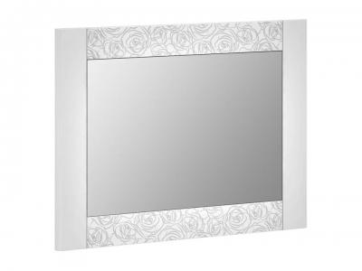 Панель с зеркалом Амели ТД-193.06.01 Белый глянец