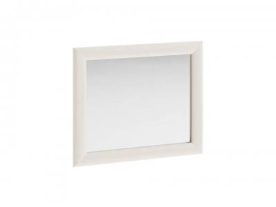 Панель с зеркалом и мягкой обивкой Элис тип 1 Светлый