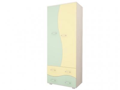 Шкаф 2-х створчатый Пеликан М1 800х2020х500