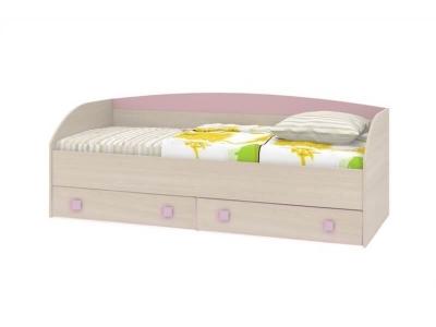 Диван-кровать 800 Пинк ИД 01-250А 860х2042х767