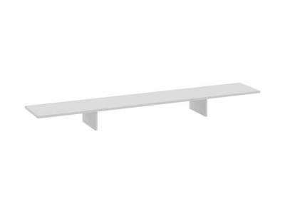 Подставка под ТВ Денди ТД-230.01-01 Белый глянец