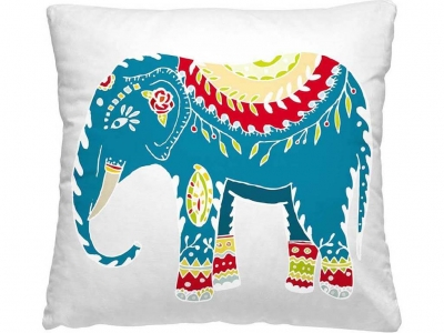 Подушка-думка 40/40 Индийский слон