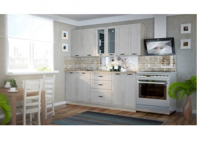 Кухня Прованс лиственница 1600