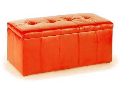 Пуф ПФ-3 Оранжевый