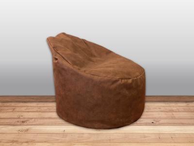 Кресло-мешок Пуф кат.2 allure dark brown