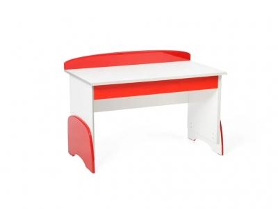 Детский растущий стол u-nix красный