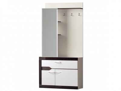 Шкаф для одежды открытый Ронда 319 1002х2100х396