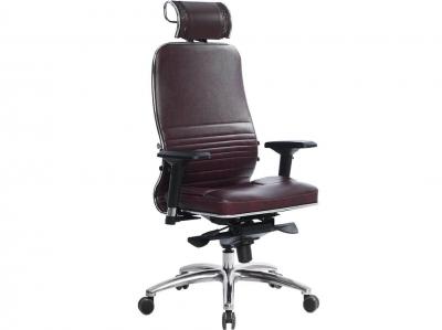 Компьютерное кресло Samurai KL-3.03 темно-бордовый