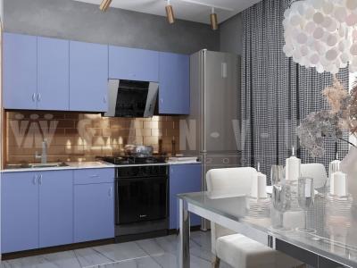Кухонный гарнитур Ирис 2000 с мойкой и сушкой ГК2000СМ-3.9.2