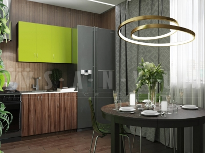 Кухонный гарнитур Лайм 1000 ГК1000-3.11_8.1