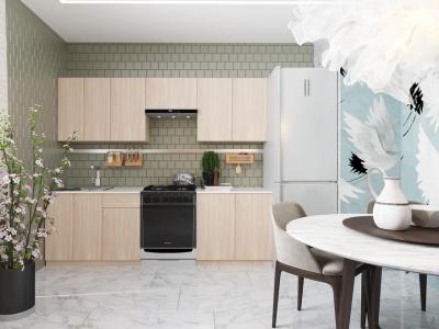 Кухонный гарнитур Ромашка 2400 ГК2400-1.1.2