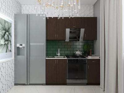 Кухонный гарнитур Жасмин 1600 с мойкой и сушкой ГК1600СМ-3.3.2