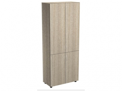 Шкаф для офиса ШГ Дуб Сонома
