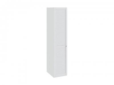 Шкаф для белья с 1 дверью левый Ривьера СМ 241.07.001 L Белый