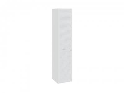 Шкаф для белья с 1 дверью левый Ривьера СМ 241.21.001 L Белый