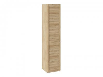 Шкаф для белья с 1 дверью левый Ривьера СМ 241.21.001 L Дуб Ривьера