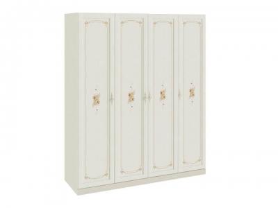 Шкаф для одежды и белья с 4 глух. дверями Лючия СМ-235.07.12 Штрихлак