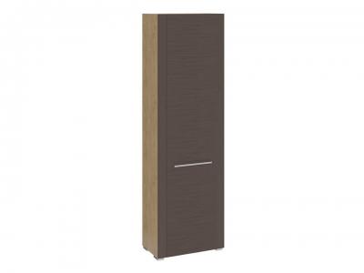 Шкаф для одежды Николь ТД-296.07.26 Бунратти, коричневый