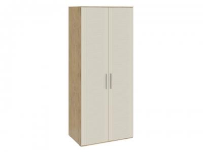 Шкаф для одежды с 2 дверями Николь СМ-295.07.003 Бунратти, Бежевый