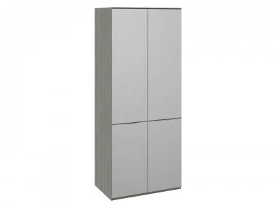 Шкаф для одежды с 2 зеркальными дверями Либерти СМ-297.07.022 Хадсон