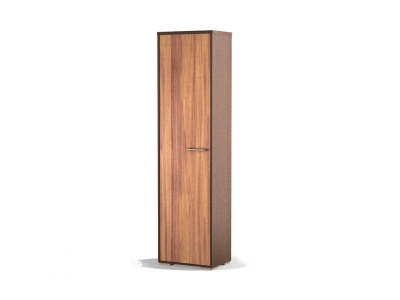 Шкаф для одежды Коко Слива валлис 560х400х2130
