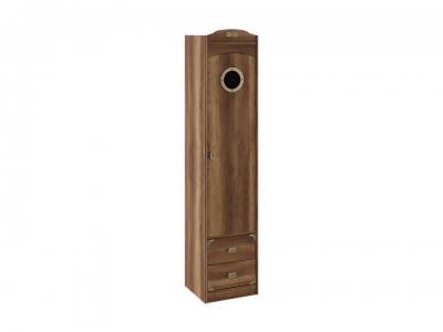 Шкаф комбинированный для белья с иллюминатором Навигатор СМ-250.07.21 Дуб Каньон