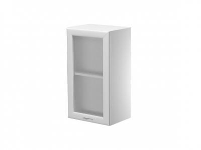 Шкаф навесной со стеклом ШН.40.7В.У 400х300х720