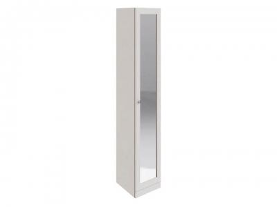Шкаф торцевой с 1 зерк. дверью Саванна СМ-234.07.09