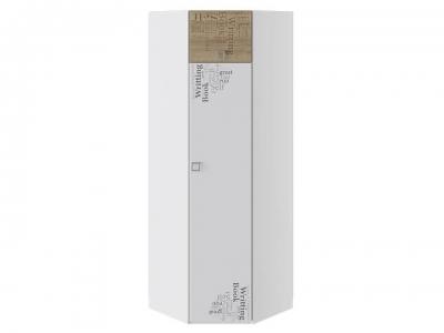 Шкаф угловой Оксфорд ТД-139.07.23 Ривьера, Белый с рисунком
