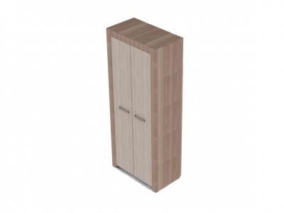 Шкаф для одежды Патимейкер 13.09 2000х840х450