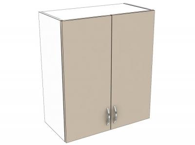 Шкаф навесной 600 2Д патина