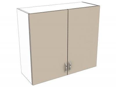 Шкаф навесной 800 2Д патина