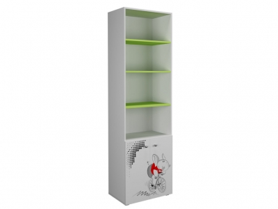 Шкаф 600 2Д Симба лайм