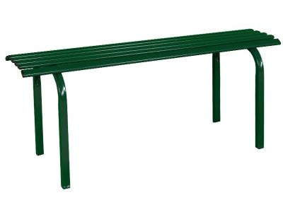 Скамейка No 1 ЗМИ Зеленый