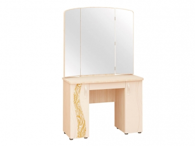 Туалетный стол с зеркалом 98.06.1 Соната 1030х470х1700
