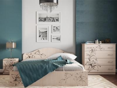 Спальня Цветы