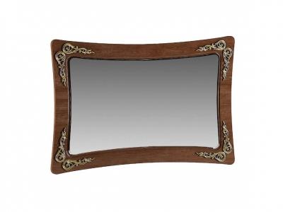 Зеркало Аделина Орех-Золото