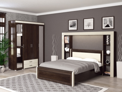 Спальня Йорк дуб кедбери