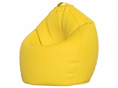 Кресло-мешок Стандарт нейлон желтый