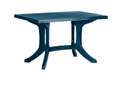 Пластиковый стол Леона синий