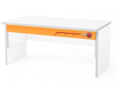 Детский растущий стол Q-bix 120 оранжевый