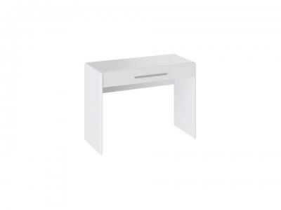 Туалетный столик Наоми ТД-208.05.01 Белый глянец