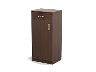 Тумба дверь с ящиком Кэри голд венге 478х390х1004