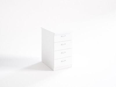 Тумба приставная ТС 4.7 Белый