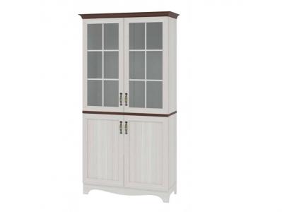 Шкаф для посуды Вентура ИД 01-38 472х944х2064