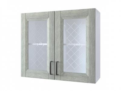 Шкаф-витрина 80 Винтаж 800х700х300