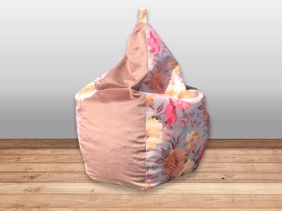 Кресло-мешок Груша кат.2 vital java-charm pebble