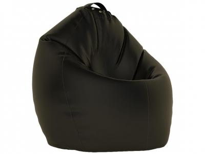 Кресло-мешок XL нейлон черный